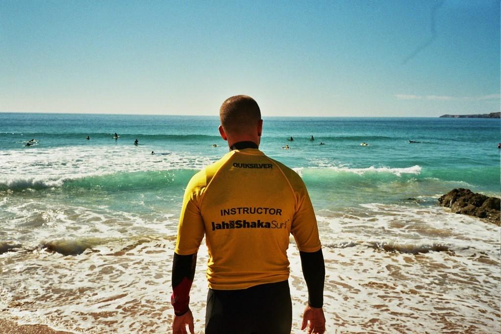 Jah Shaka Surf Instructor
