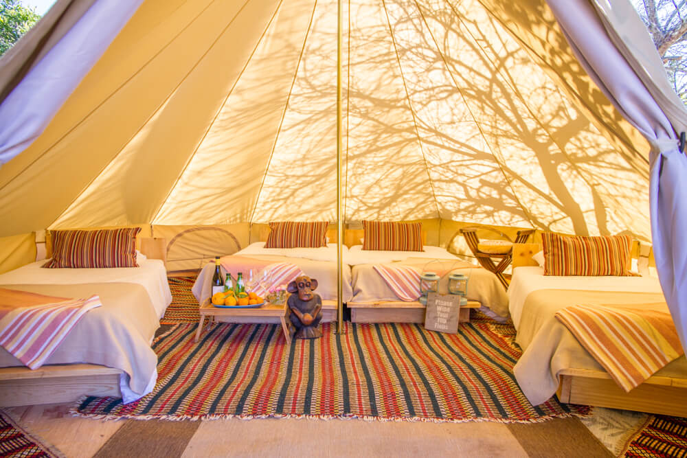 Luxury Teepees