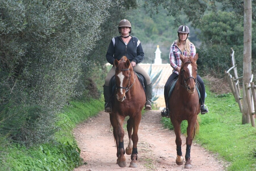 Horse Riding in Algarve