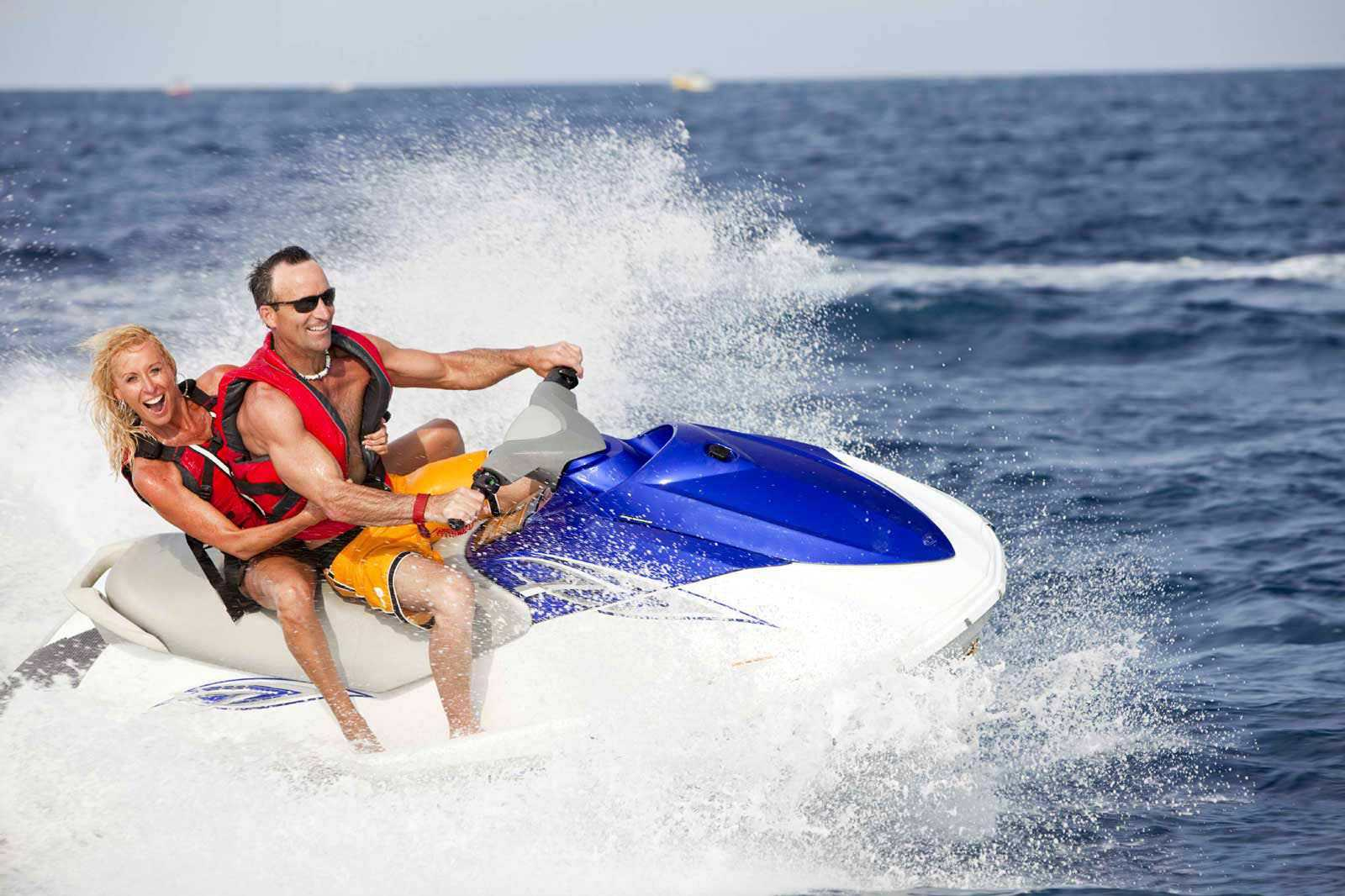 Jet Skiing in Lagos
