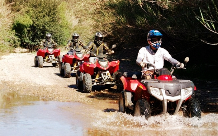 Quad Bike in Algarve