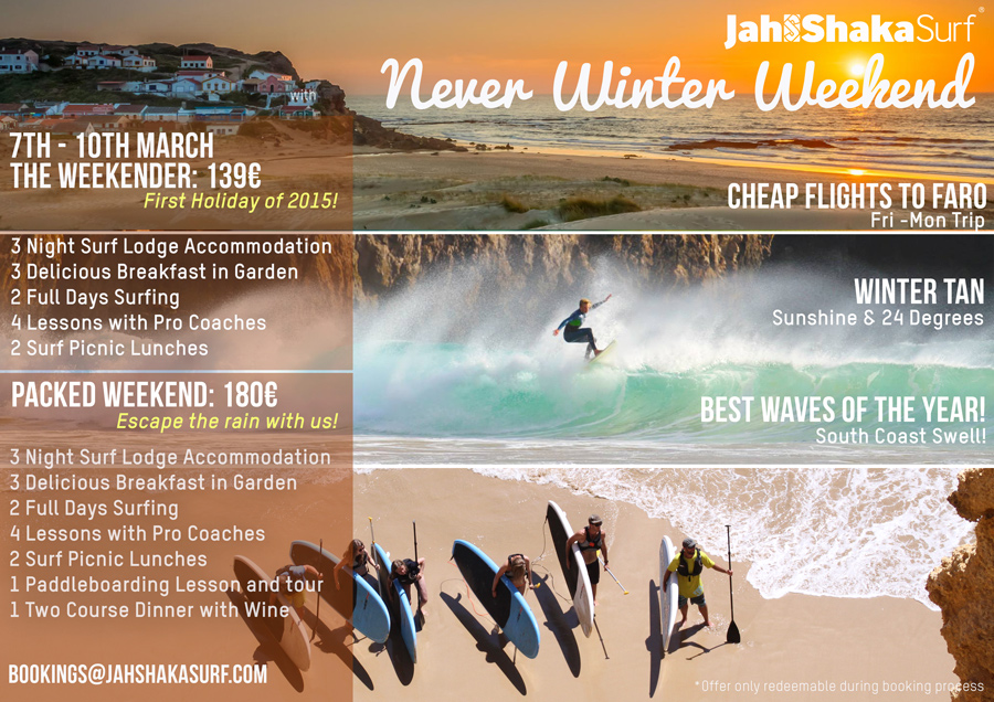 Never-winter-weekend